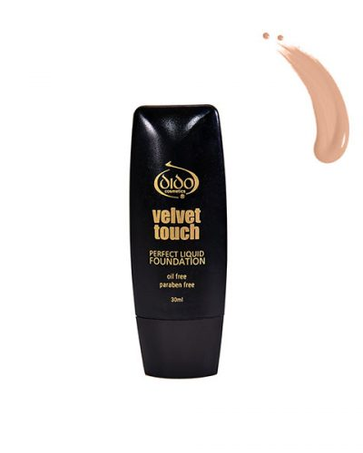 Velvet Touch Liquid Foundation No 20