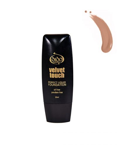Velvet Touch Liquid Foundation No 50