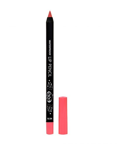 Waterproof Lip Pencil No 04