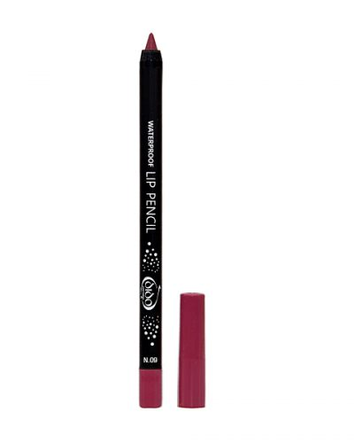 Waterproof Lip Pencil No 09