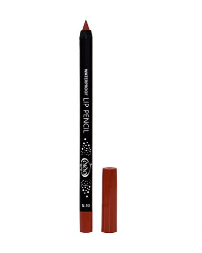 Waterproof Lip Pencil No 10