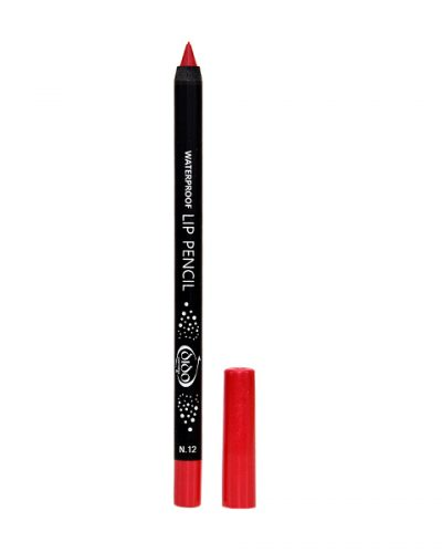 Waterproof Lip Pencil No 12
