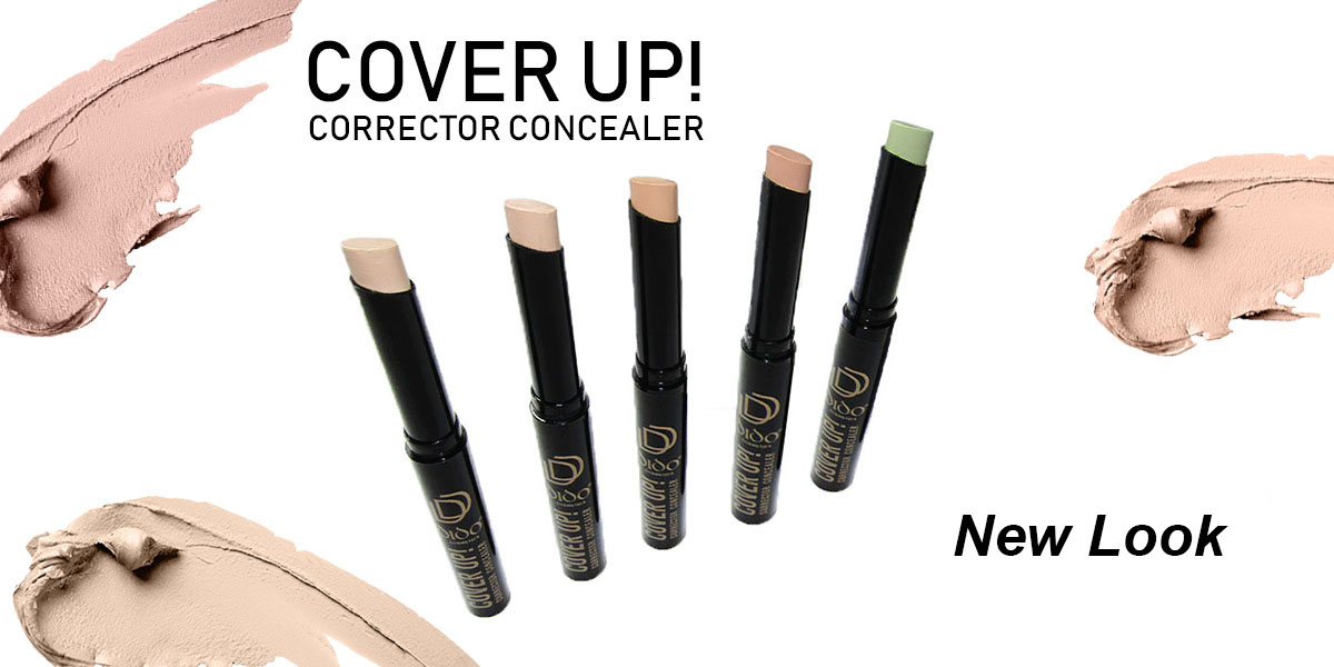Cover Up Corrector Concealer!