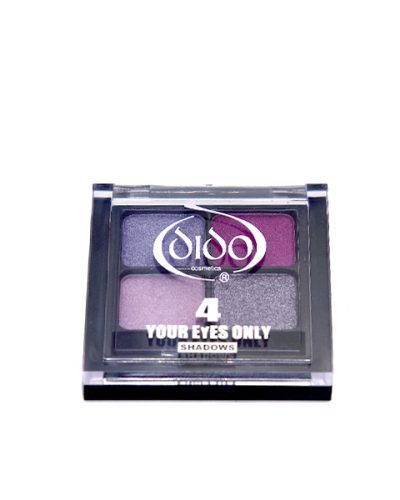4 Color Eyeshadow No 104