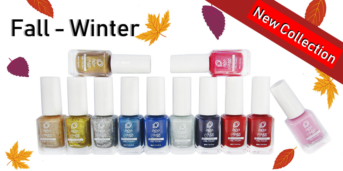Nail Lacquers Fall-Winter Collection!