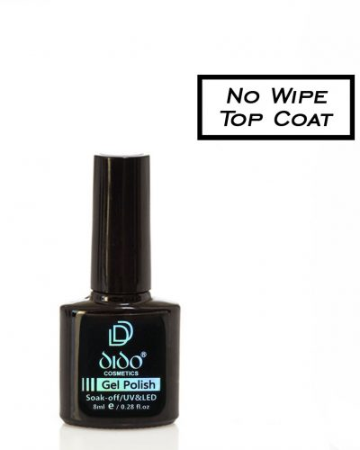 Dido Semi Permanent Gel Polish No Wipe Top Coat