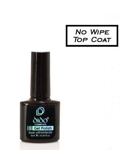 Dido Semi Permanent Gel Polish No Wipe Top Coat
