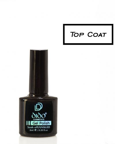 Dido Semi Permanent Gel Polish Top Coat