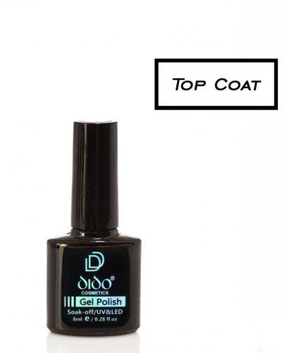 Dido Semi Permanent Gel Polish Top Coat