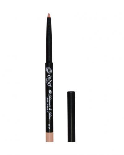 Twist Lip Pencil Shimmer & Shine No 17