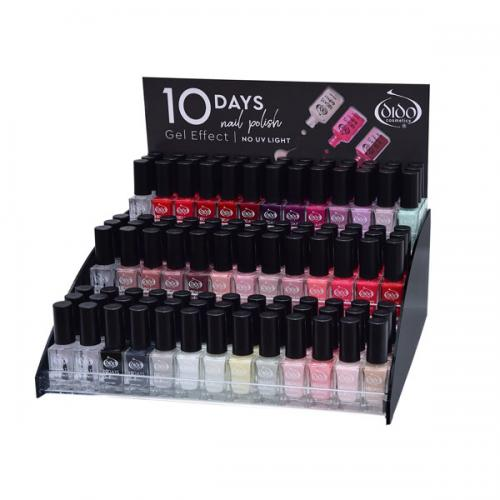 10 Days Gel Effect Stand 2