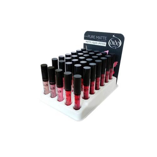 Pure Matte Liquid Lipstick Vacuum 1