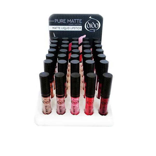 Pure Matte Liquid Lipstick Vacuum 2